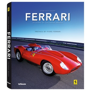 Ferrari now featured on Fab.