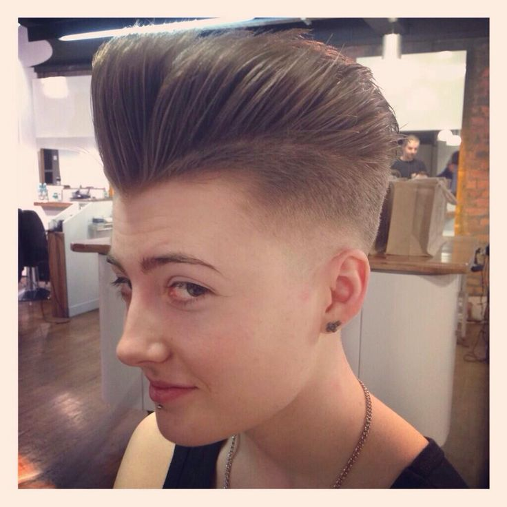 Hair by @mrsimonharvey @ Rebel Rebel. 101 Union St ...