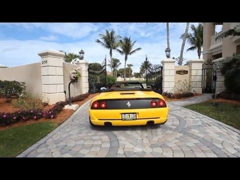 Spectacular European-Style Oceanfront Compound in Vero Beach, Florida - YouTube