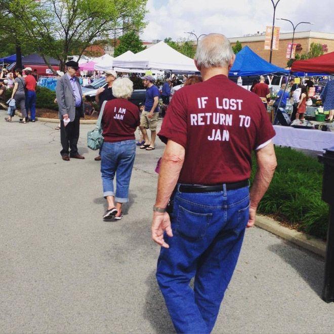 Senioren met hun lolbroek aan (fotospecial) - Humo: The Wild Site