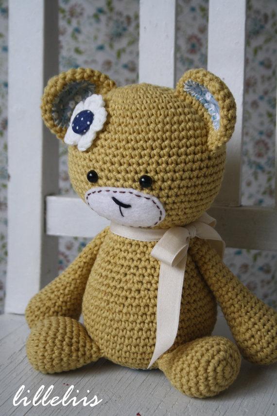 toy, crochet