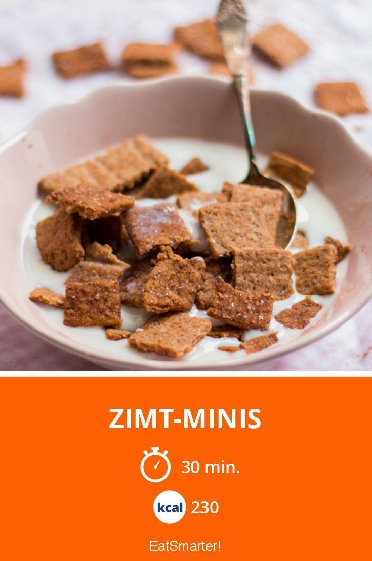 Zimt-Minis