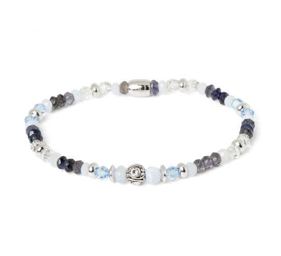 Bracelet LAVANDE 2 #carolineneron #caroline #neron #pastel #fashion #jewelry