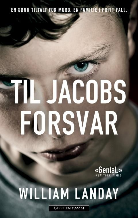 "William Landay - ""Til Jacobs forsvar"""