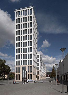 archiweb.cz  - Administrativní centrum Triniti