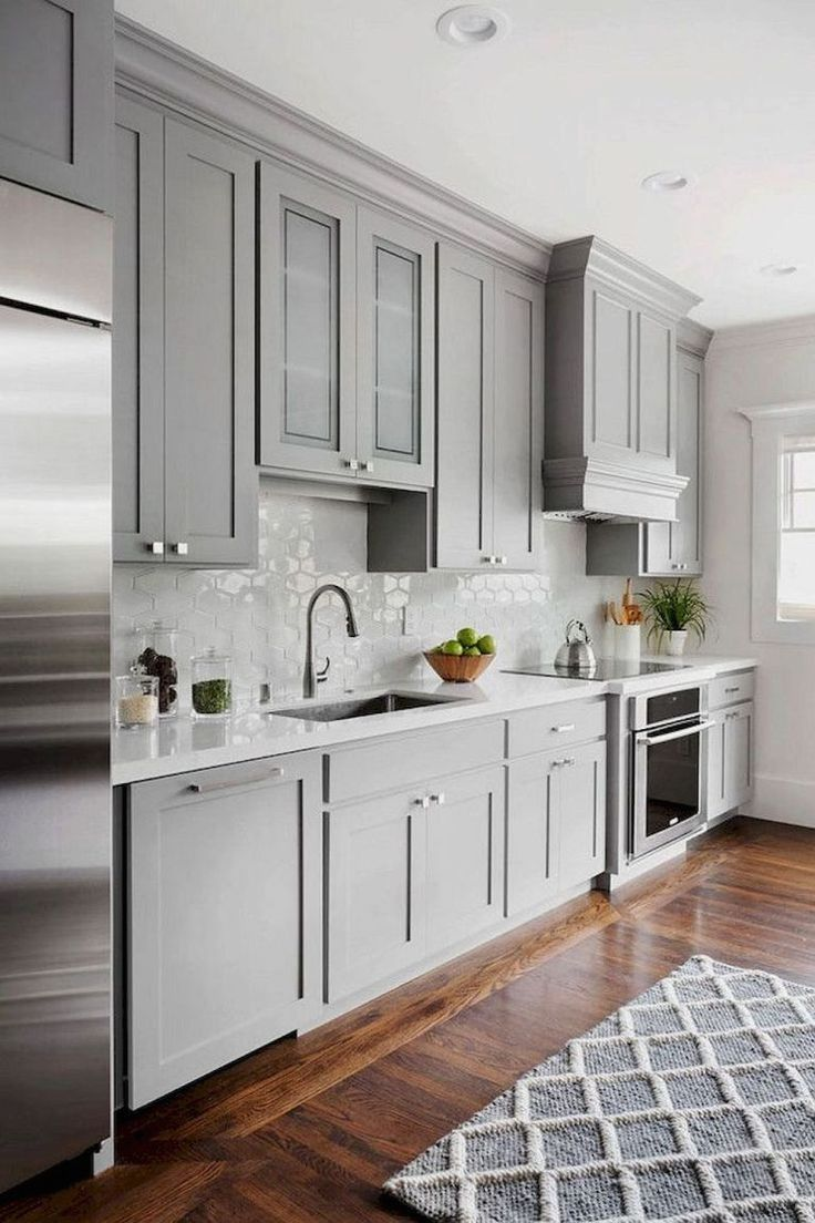 Choices In White Kitchen Cabinets Check The Image For Many Kitchen Ideas 9654759 Shaker Style Kitchen Cabinets Kitchen Cabinet Styles Kitchen Cabinet Design