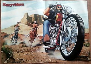 PERFECT PHOTO by Dave Barnhouse 18x27 FRAMED ART Harley Davidson Motorcycles