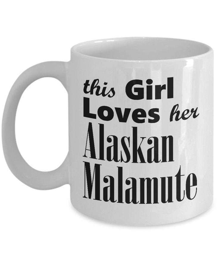 Alaskan Malamute - 11oz Mug