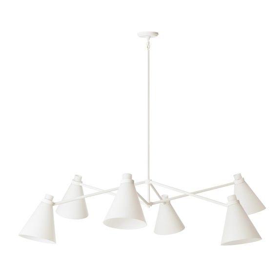 glass chandelier white chandelier