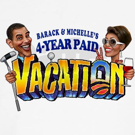 Hope you've enjoyed your all expense paid vacations -- party's over!!