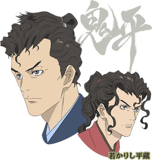 Anunciado reparto adicional para el Anime Onihei.