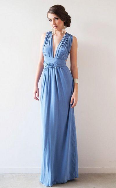 Milla Maxi in beautiful Antique Blue by When Freddie Met Lilly  www.whenfreddiemetlilly.com.au whenfreddiemetlilly@gmail.com INSTAGRAM #whenfreddiemetlilly
