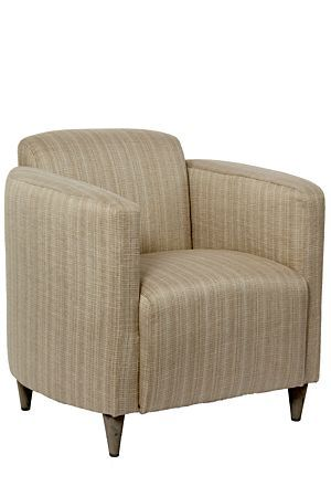 """Our Ellen Linen Tub Chair has a distinct urban look that is complemented by its clean lines and modern shape. Upholstered in durable linen, this chair will look great in a pair or on its own and can be used as a reading chair or for casual seating in a home or office space.<div class=""""pdpDescContent""""><ul><li> Linen</li><li> Pine wood and chipboard frame</li><li> Wooden legs</li><li> Assembly required</li></ul></div><div class=""""pdpDescContent""""><BR /><b class=""""pdpDesc"""">Dimensions:</b><BR…"""