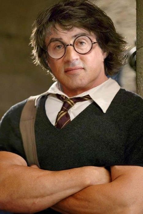 Stallone 'Potter'