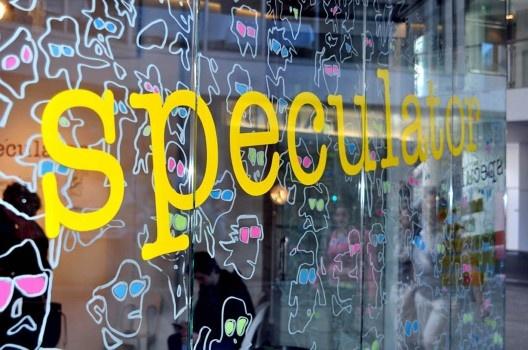 'Speculator' Exhibition by CRAB Studio