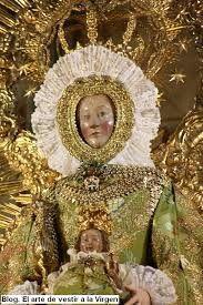 Virgen de Gracia de Verde