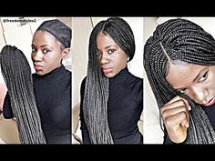 Watch Me Slay This Wig From Start To Finish | Box Braids Wig [Video] - http://community.blackhairinformation.com/video-gallery/weaves-and-wigs-videos/watch-slay-wig-start-finish-box-braids-wig-video/