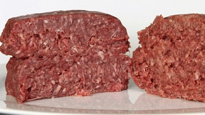 An estimated 1,134,000 kilograms of beef from the recall list that could potentially be contaminated with E. coli entered the U.S. - almost triple the U.S. Food Safety Inspection Service estimate