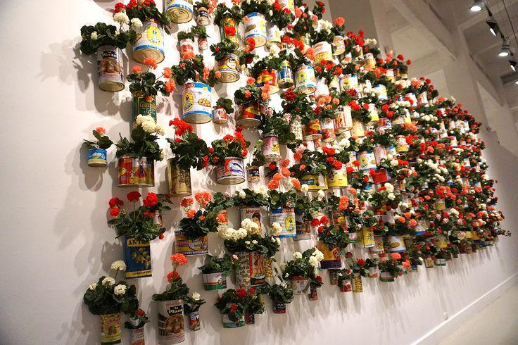 """Pilar Albarracín  #Exposición """"Los ritos de fiesta y sangre"""" en el CAC #Málaga #Arte #Art #ContemporaryArt #ArteContemporáneo #Málaga #Arterecord 2016 https://twitter.com/arterecord"""