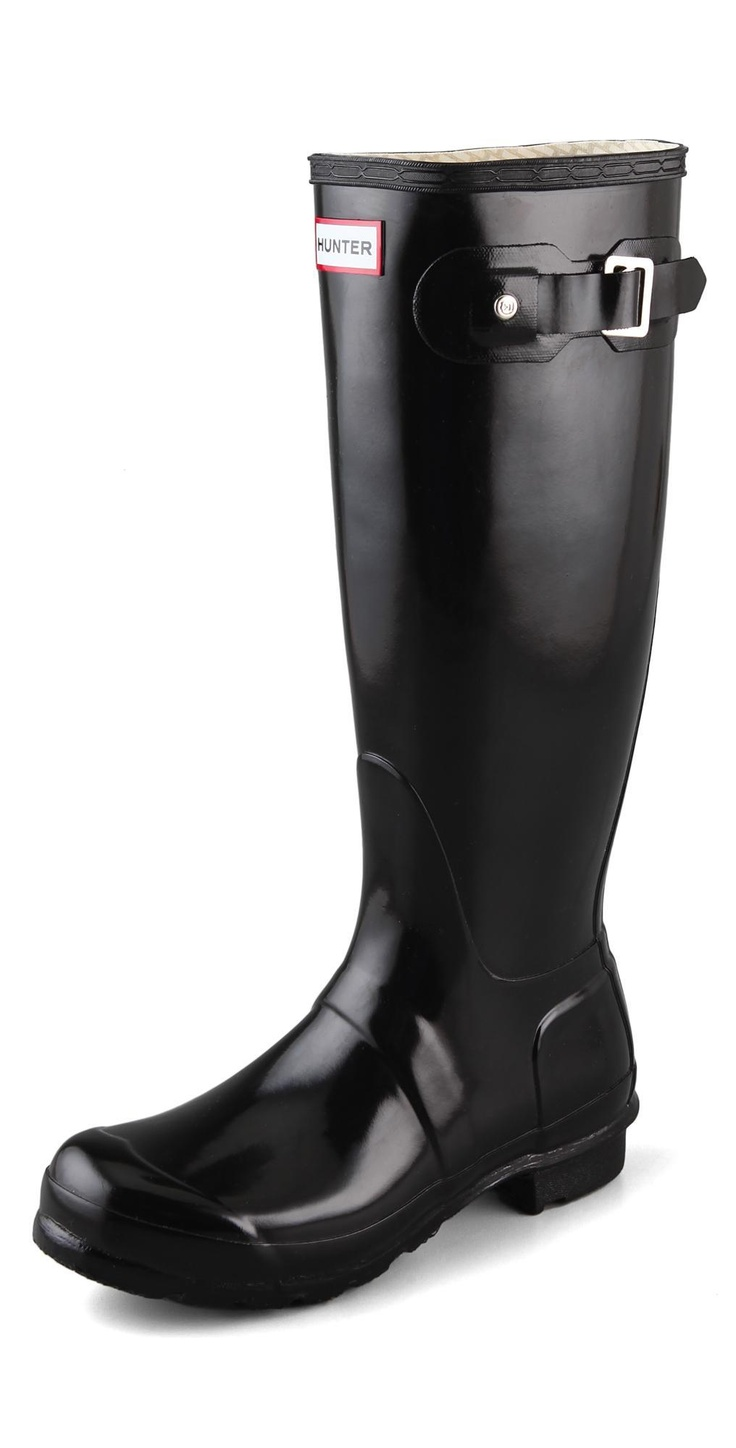 Hunter Boots Original Gloss Rain Boots