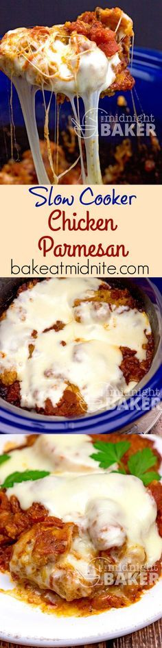 Everyone's favorite Italian dish adapted to the crock pot--uses 1 convenience ingredient that makes it great!