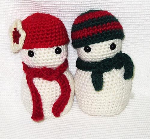 Cute Snowman Christmas Decoration - CROCHET Snowman PATTERN ... | 465x500