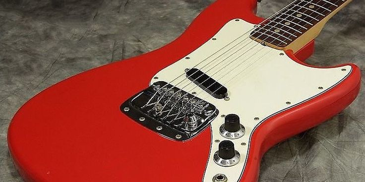 The Fender Bronco electric guitar is unique in its inclusion of a tremolo system that never showed up on any other Fender guitar in the company's history. Compare prices and shop Fender Bronco Electric Guitars on Reverb.com.