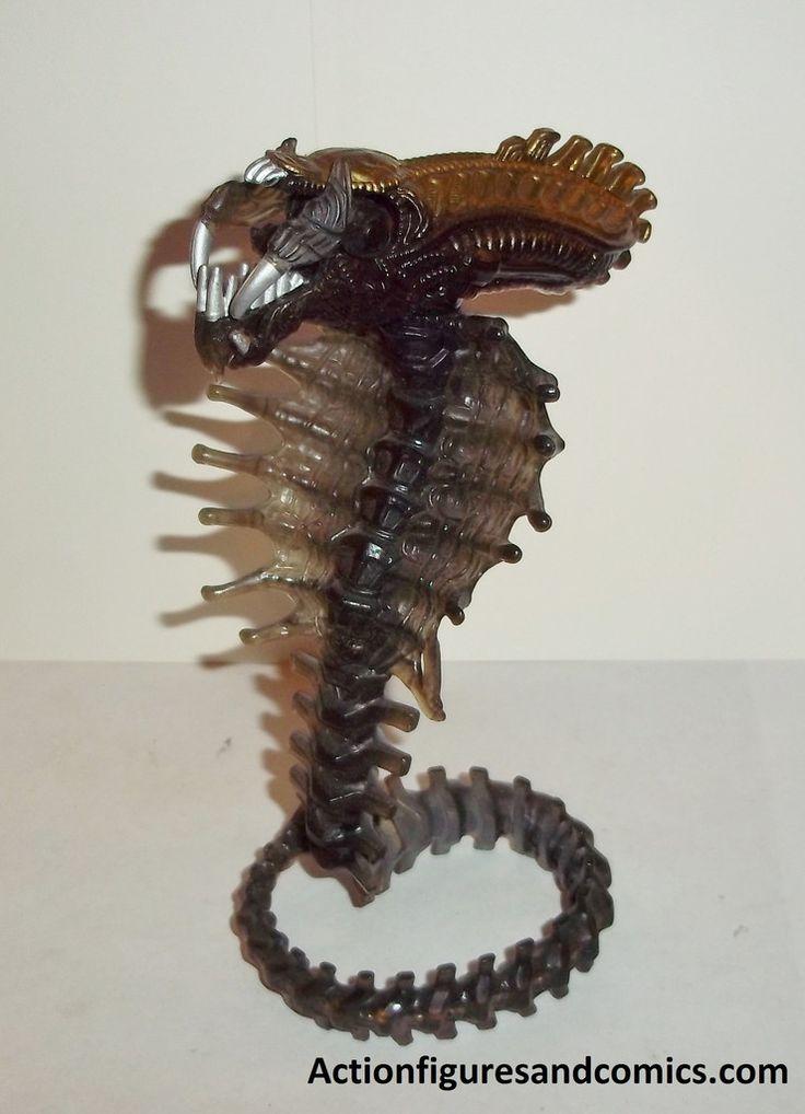 Aliens vs Predator kenner SNAKE ALIEN complete Kaybee toys ...