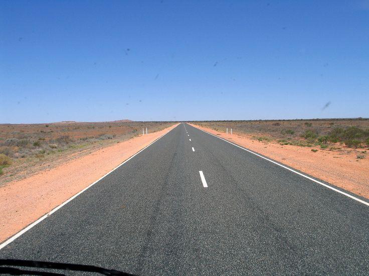 Stuart Highway, Australia