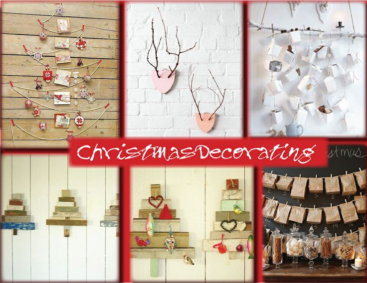 Diy Christmas Decorations Nz : Best images about diy christmas decorations on