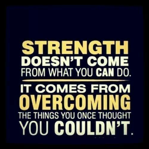 Like this quote and want to take action? Click on this pin and sign up for our #PiYo Challenge to discover our #strength!