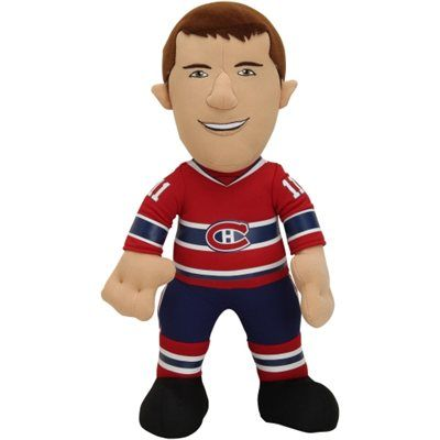 """Brendan Gallagher Montreal Canadiens 14"""" Player Plush Doll #myNHLWishListSweeps"""