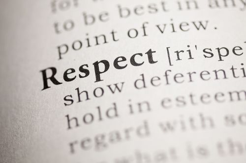 Does your spouse respect you?