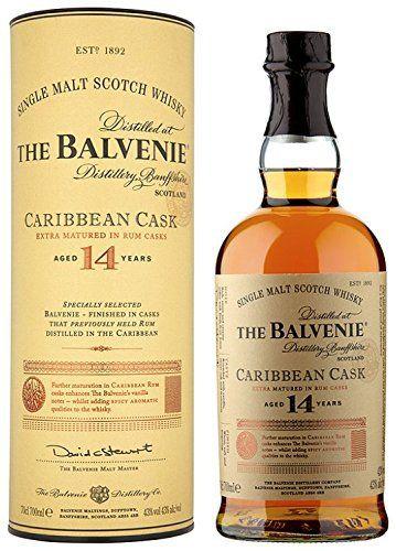 Balvenie Whisky Caraïbes Cask 70cl: Balvenie Whisky Caraïbes Cask 70cl