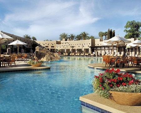 Wigwam Resort in Litchfield Park, Arizona. // Love that we're neighbors with this jewel of the desert.