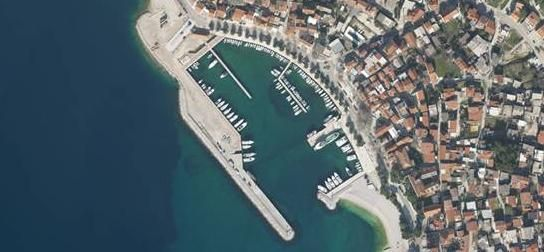 MARINA BAŠKA VODA is situated in the town Baška Voda at the beautiful Makarska Riviera. With us, you can start your journey from here.