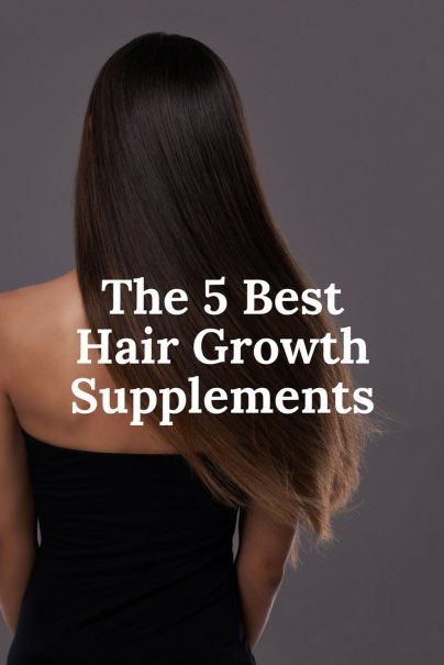 The 5 Best Hair Growth Supplements | Health and Beauty Hacks | Top Tips for Healthy Hair