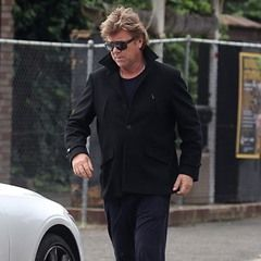 EXCLUSIVE Richard Wilkins seen hungover on celebrity wedding day of the year