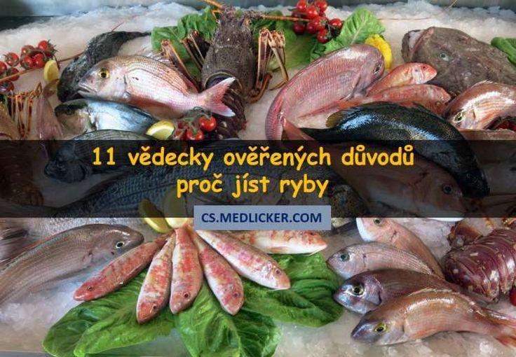Proč jíst ryby? Tady je 11 vědecky ověřených výhod konzumace rybího masa https://cs.medlicker.com/1032-proc-jist-ryby