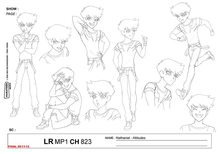 Lolirock nathaniel lolirock concept art character design art - Coloriage manga rock ...