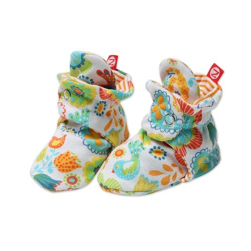 Zutano Baby-girls Infant Balalaika Bootie
