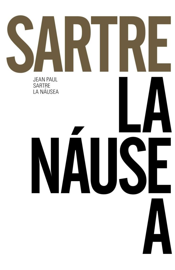 Jean-Paul Sartre | La Nausée (1938)