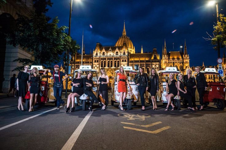 Ladies night in #budapest!:)