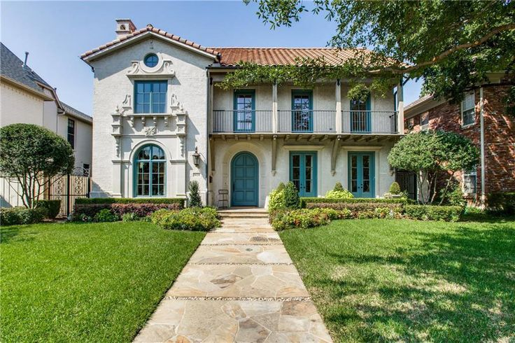 17 best images about architecture on pinterest british for Texas mediterranean style homes
