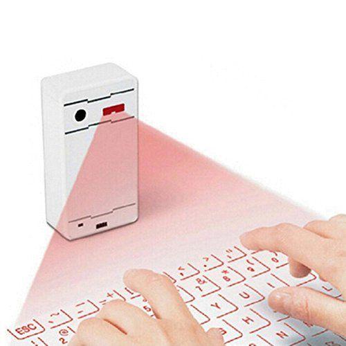 Moda y prš¢ctico; Compatible con espacio Bluetooth dispositivos tablet, telšŠfonos inteligentes, ordenadores portš¢tiles, ordenadores, por paradigma iPad, iPhone, Android telšŠfonos inteligentes, Android Pads etc. Sin teclado fšªsico, tama?o peque?o, fš¢cil de conducir, general para on-the-go; Este teclado de proyecciš®n puede … Leer más