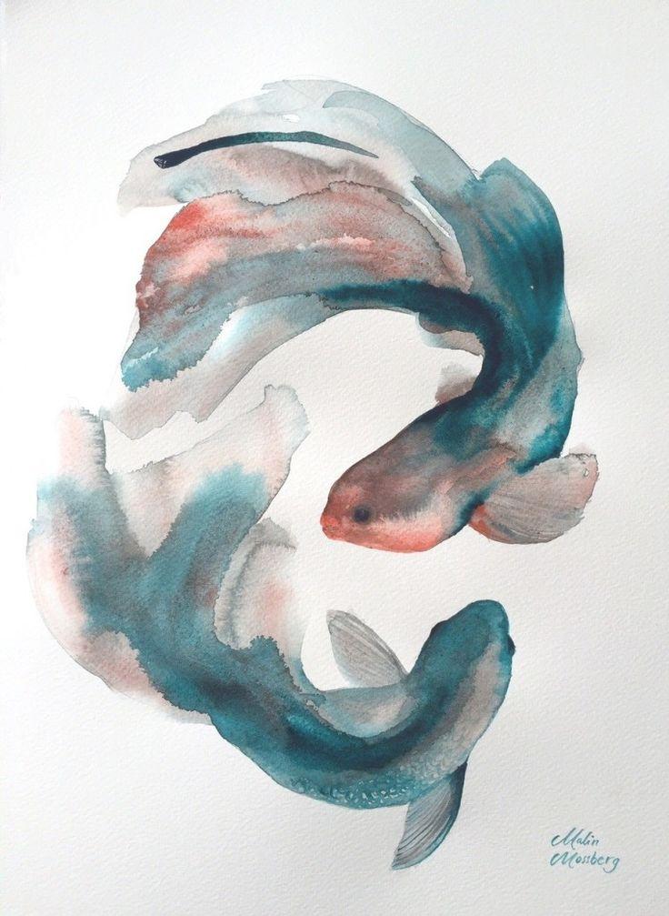 Yin & Yang artist Malin Mossberg