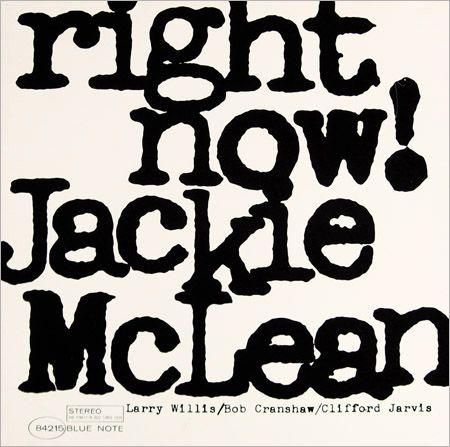 Jackie McLean, Blue Note 4215