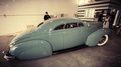 A Beauty and a Beast! <3 1940 Mercury