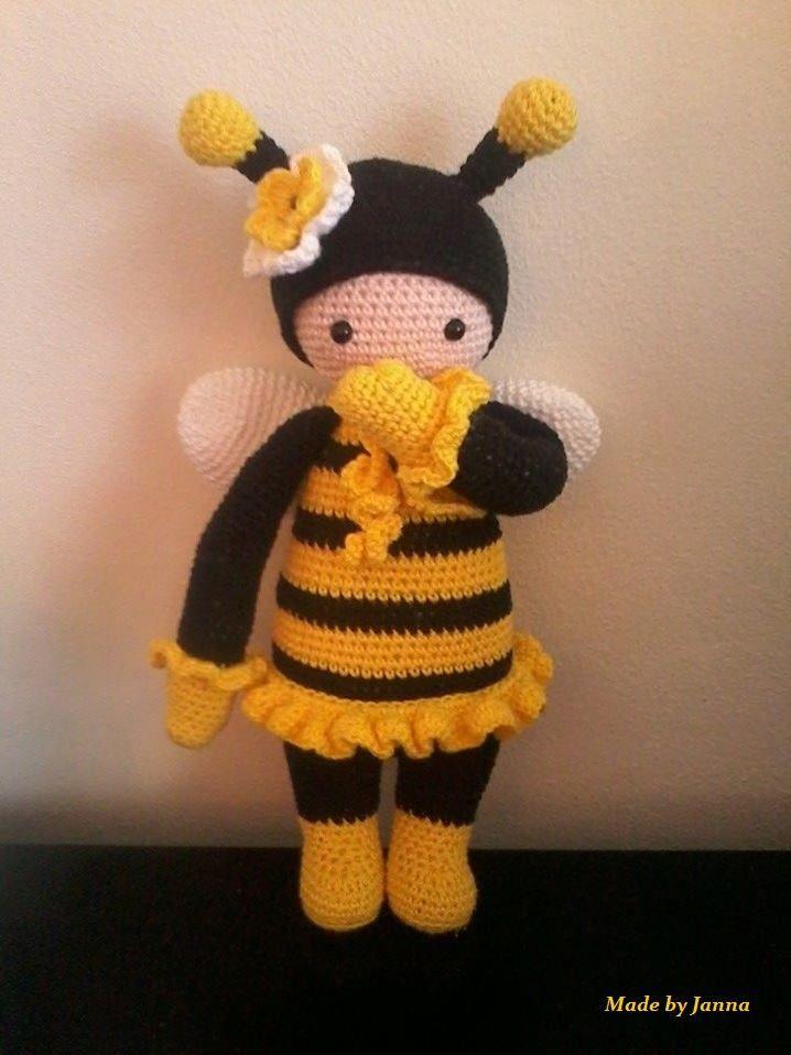 Mickey Amigurumi Bee Bee Tutorial : Top 25 ideas about Crochet Bee on Pinterest Amigurumi ...