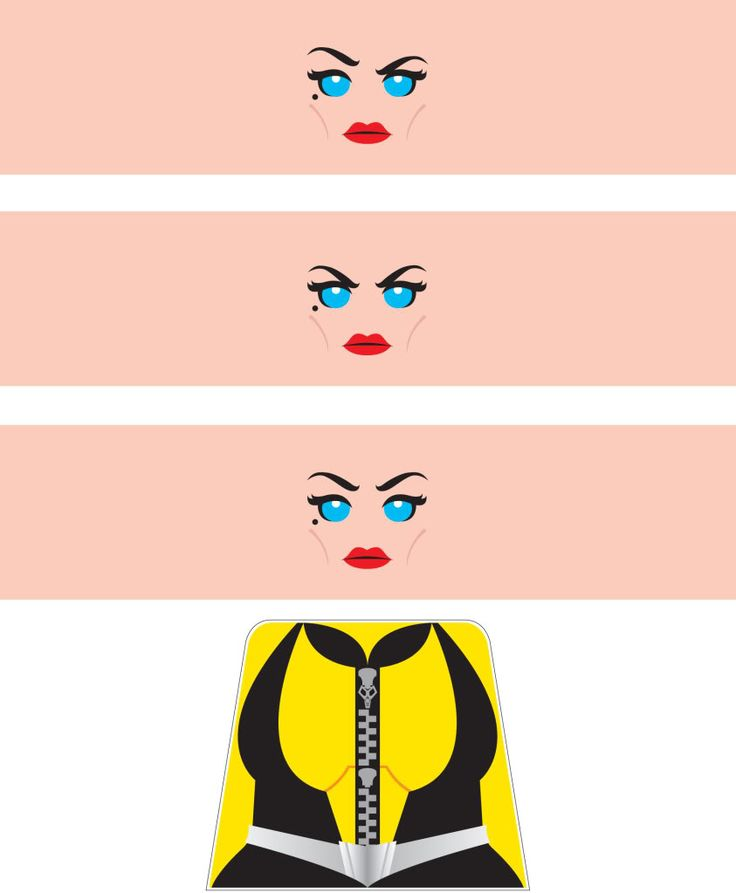 The watchmen silk spectre head and torso decal lego minifigure